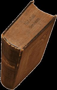 """Lutherbibel – """"dem Volk aufs Maul geschaut"""""""