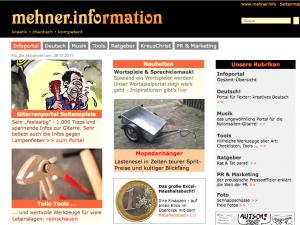 mehner-info-alt